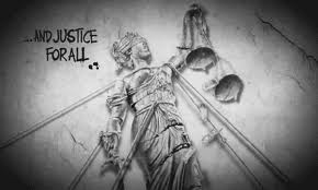 "ilustrasi ""... and justice for all"" (metallica)"