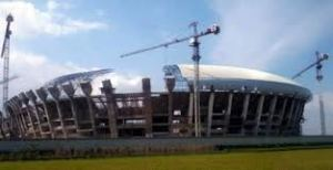 Stadion Gedebage Kota Bandung