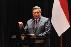 Presiden RI, Susilo Bambang Yudoyono (setkab.go.id)